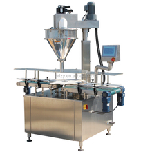 Shanghai All stainless steel Automatic auger filler machine /jar Powder Filling Machine