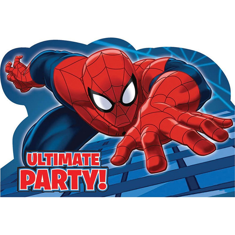 Cheap Spiderman Birthday Party Invitations, find Spiderman ...