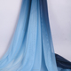 Polyester Spandex Ombre African Gradual change Print Net Soft Tulle Mesh Fabric