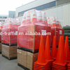 wholesale all size reflective traffic cone road safety cone ductile traffic cone used in road safety