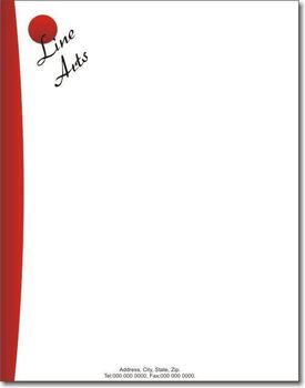 word 2007 company letterhead