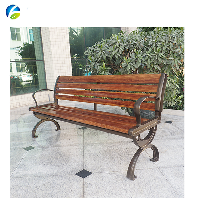 Astonishing China Wholesale Leisure Wood Slats Weatherproof Outdoor Sturdy Garden Bench With Metal Frame View Sturdy Garden Bench Fengyuan Product Details From Pabps2019 Chair Design Images Pabps2019Com
