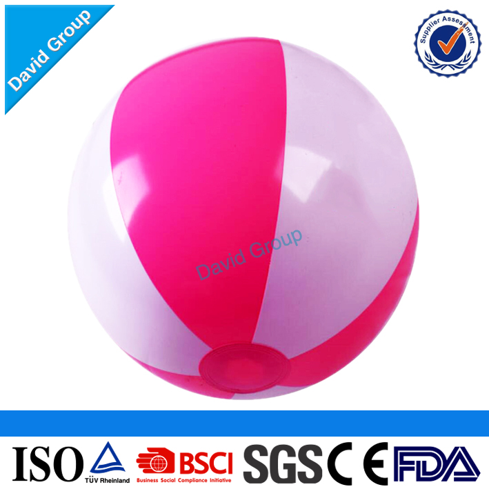 Alibaba Top Supplier Promotional Wholesale Custom Beach Balls In Bulk