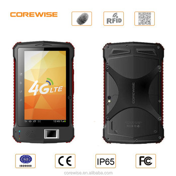 Industrial Android Fingerprint Rfid Reader,Qr Code Scanner Tablet  Cover(a370) - Buy Android Tablet Card Reader,Android Smart Tablet Pc,Rugged  Tablet