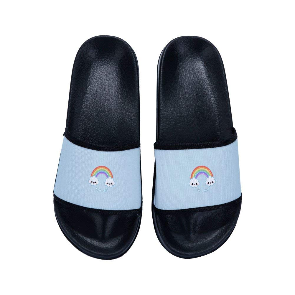 e9f91219dc657a Get Quotations · Chad Gold Slide Sandals for Boys Girls Non-Slip Bedroom  Swimming Spa Indoor Outdoor Slide