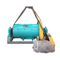 Small Mini Ball Mill 1 Ton Per Hour/Grinding Ball Mill cement gold processing Machine Prices