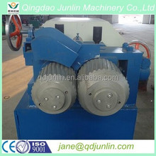 Latest design of waste tire steel thread rolling machine