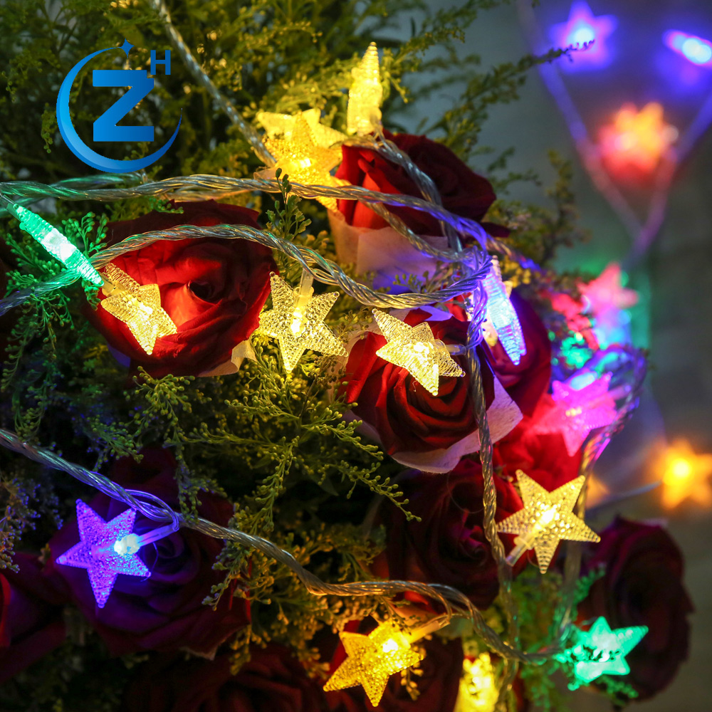 star shaped string lights star shaped string lights suppliers and manufacturers at alibabacom - Usb Powered Christmas Lights