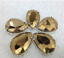 teardrop crystal beads for jewelry