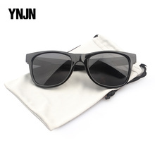 China YNJN cheap wholesale plastic uv400 high quality custom sunglasses