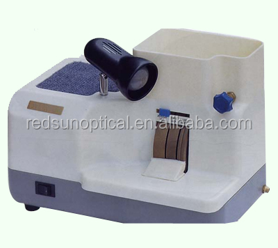China best quality optical lens grinding machine hand lens edger