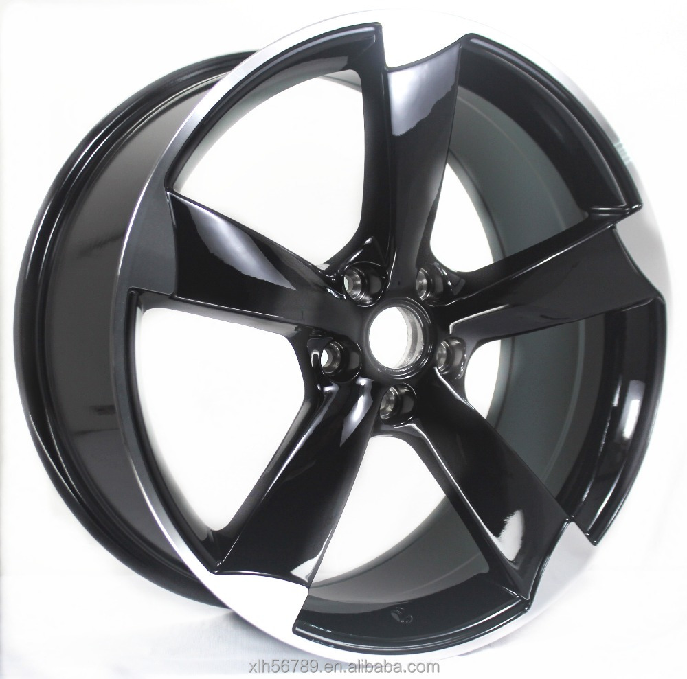 High quality aluminium Rims wheels for Audi 5x108mm,5x112mm,5x