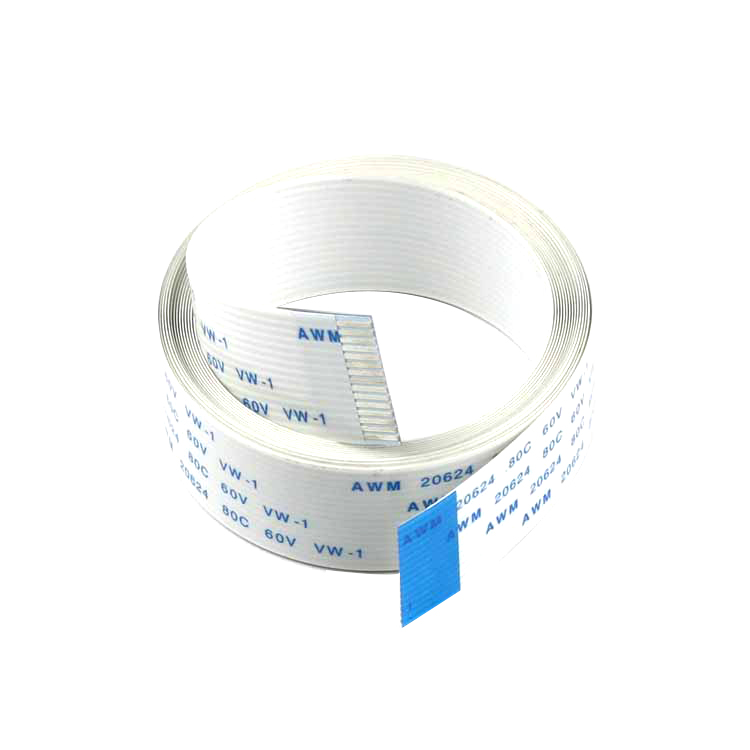 U L2651 20pin 2.54mm Pitch Male to Female IDC Connector Flexible Flat Ribbob Cable 300cm