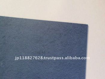 High density flame retardant rubber sheet