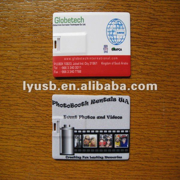 wafer card usb flash drive 4gb,2gb business card usb flash drive,oem credit card usb flash drive 4gb