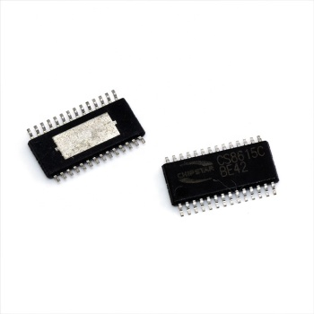 10X CS8615C Audio chip TSSOP-28