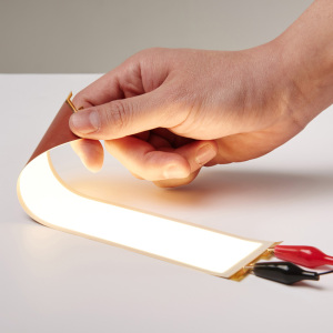 UIV OLED Light new design flexible panel oled light panel