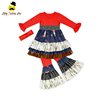 New Design Boutique Halloween Wear Children Clothes Girls