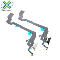 NEW Charger Charging Port Dock USB Connector Flex Cable For iPhone X Headphone Audio Jack