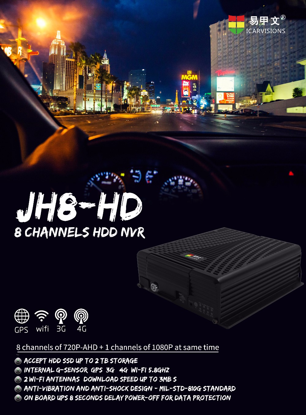 1080p full hd vehicle blackbox dvr user manual