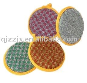 kitchen cleaning scouring pads
