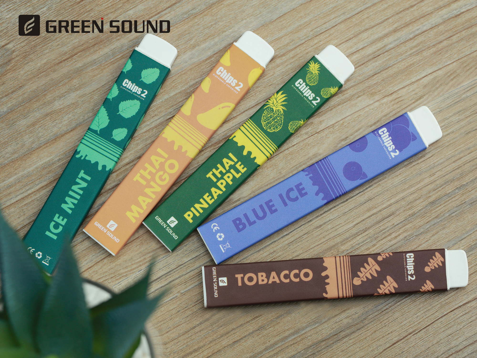 Colorful new innovation chips 2 e cigarette disposable pods ecig starter kits