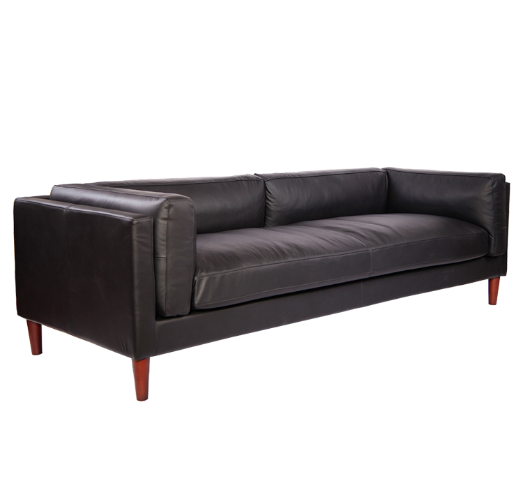 2017 design leather furniture modern italy sofa for office/Living room