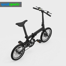Qualisports 2018 new folding electric bike 16inch 36v 250w foldable e bicycle bestseller ebike