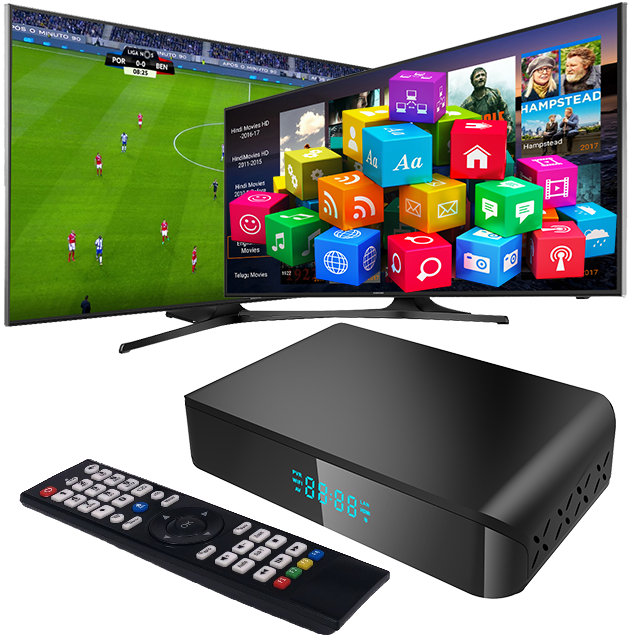 Factory Direct Sale Iptv Box Usa Internet Receiver Linux Tv Box ...