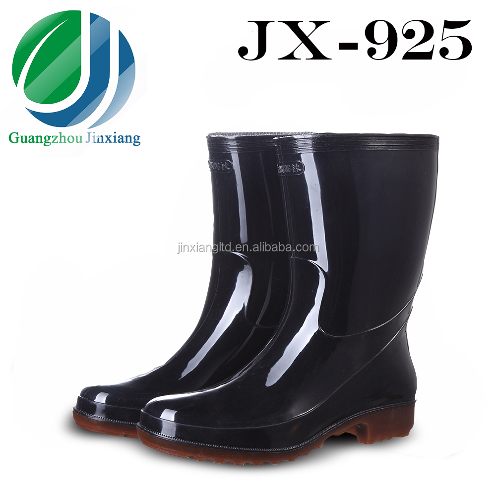 Plastic Half Rain Boots, Plastic Half Rain Boots Suppliers and ...