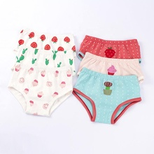 Factory cheap Newborn Infant lace diaper covers children ruffle bloomers baby underwear