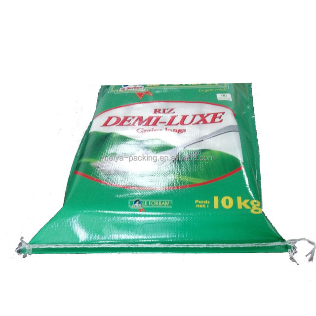 Widely used superior quality packaging paper rice bag