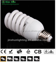 Wholesale Full Spiral energy saving lamp T3 18W20W25W CFL bulb E27