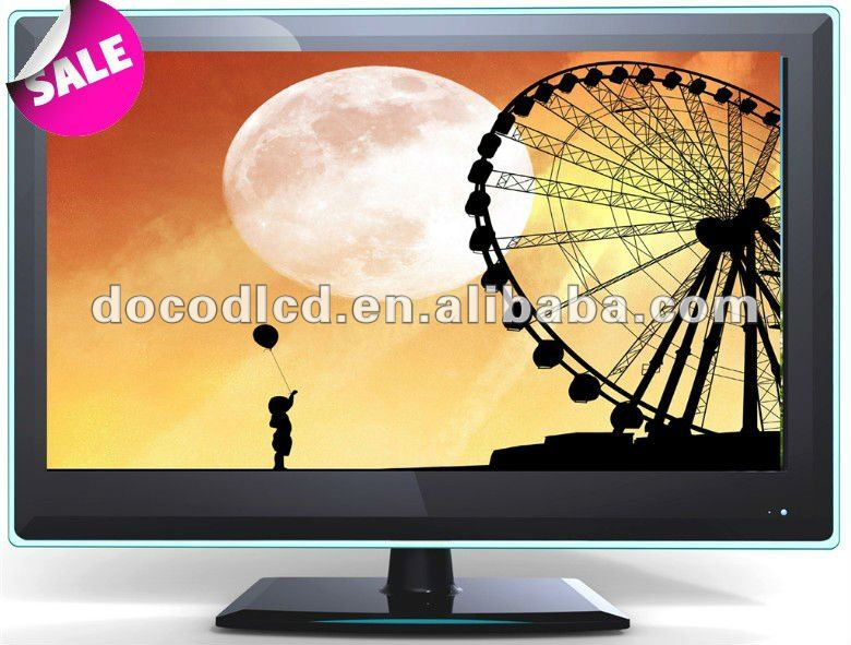 color full lcd television LCD TVs 24 inch multi-media