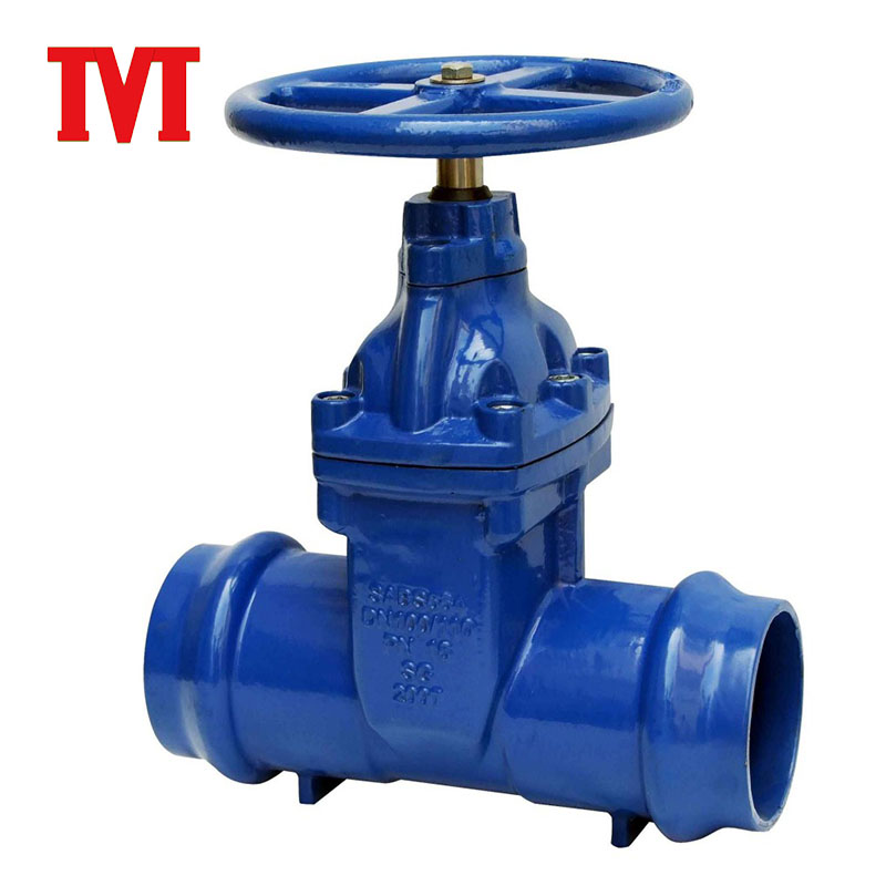 250mm professional water control bonnet seal gate valve