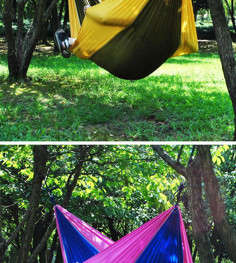 Outdoor portable hammock stand c&ing parachute garden hammock tent chair hanging chair indoor double hammock swing & Outdoor Portable Hammock Stand Camping Parachute Garden Hammock ...