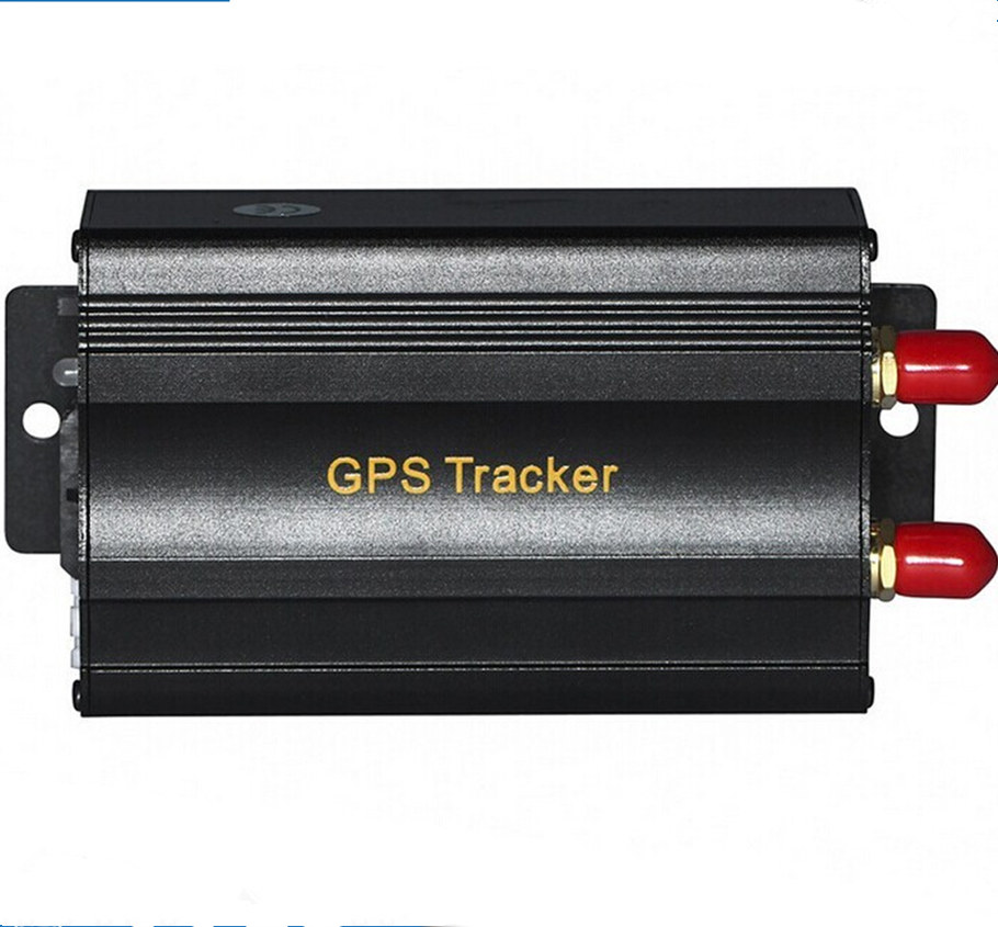 High Quality The Best GPS Tracker tk103r with Remote Mini GPS Tracker Shock Sensor Car Track Data Load