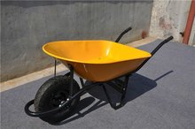 heavy duty wheelbarrow factory WB7400R for America