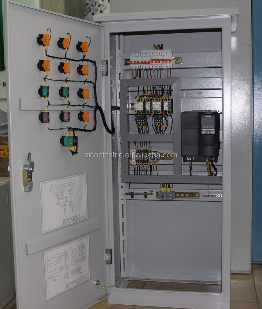 Electrical Distribution Panel With Meter : Electrical panel box electric meter