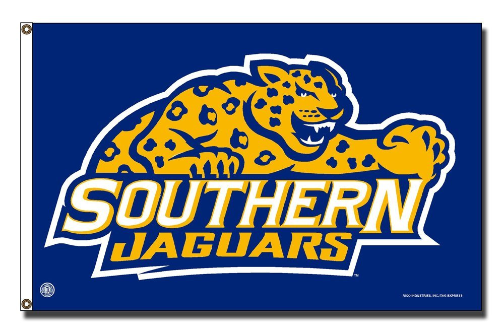 Lovely Get Quotations · NCAA Southern University Jaguars 3 Foot By 5 Foot Banner  Flag