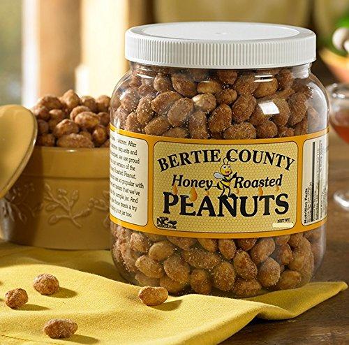Honey Roasted Super Extra Large Peanuts, 2 - 10oz jars