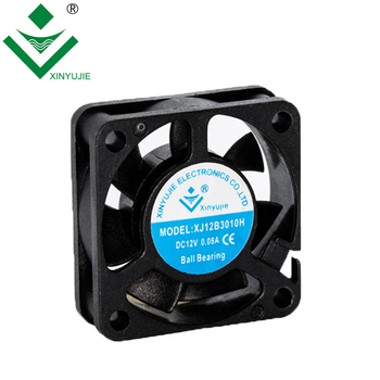 Bathroom Battery Operated Exhaust Fan Micro Dc 30mm Graphics Water Cooling Cards