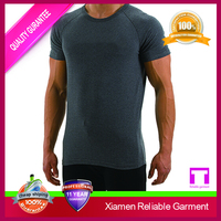 Blank mens 2016 the sports apparel gym t shirt 100% cotton/t shirt transfer wholesale/t shirt buyers in canada