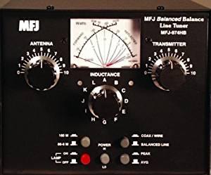 Buy MFJ-974HB MFJ-974 MFJ Original Enterprises Manual Tuner