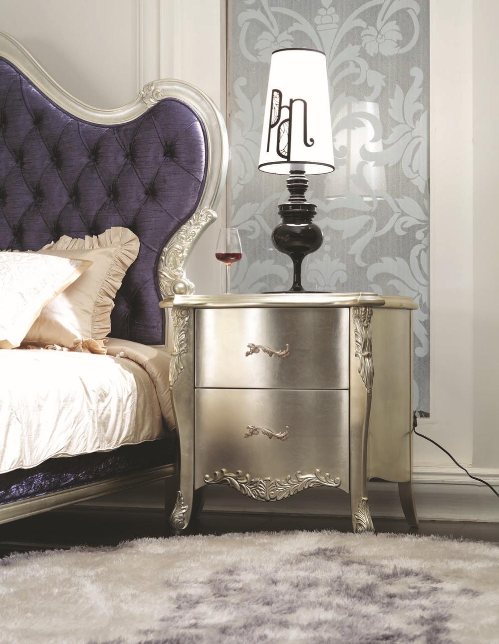 danxueya 2016 wood carving new design full bedroom set Chinese ...