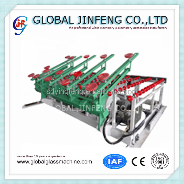 JFWSP-2512 Glass loading table for transport glass with arms and CE