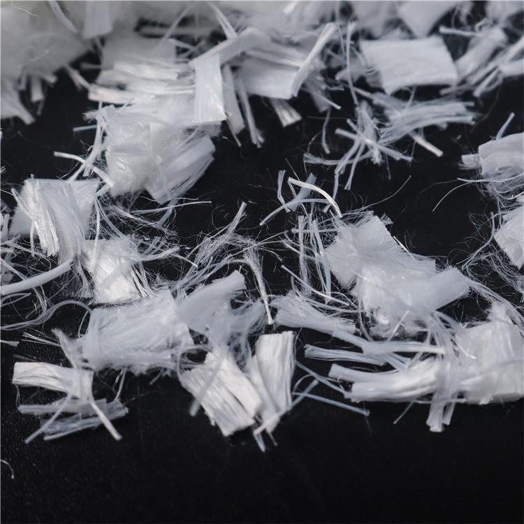 Good Quality 100% Virgin Acrylic Fiber for Concrete 6mm Polyacrylonitrile(PAN) fiber price low