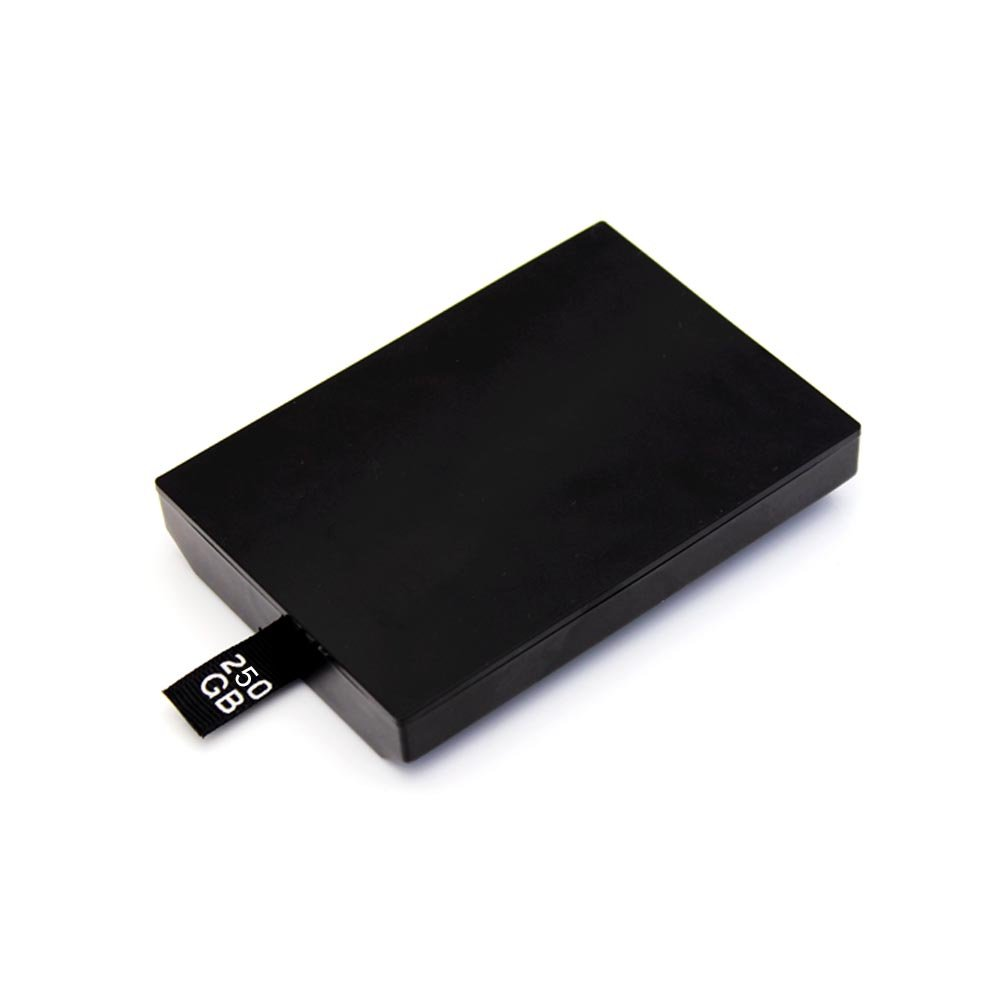 E-rainbow 250GB 250G Internal HDD Hard Drive Disk Disc for Xbox360 XBOX 360 E S Slim Games,best gift for video game