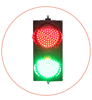 400mm LED directional arrow traffic signal light