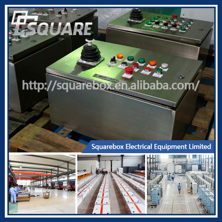Alibaba Made In China Portable Insulation Power Distribution Box